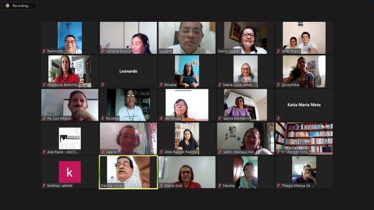 Rede de Escuta Espiritual da Arquidiocese de Manaus