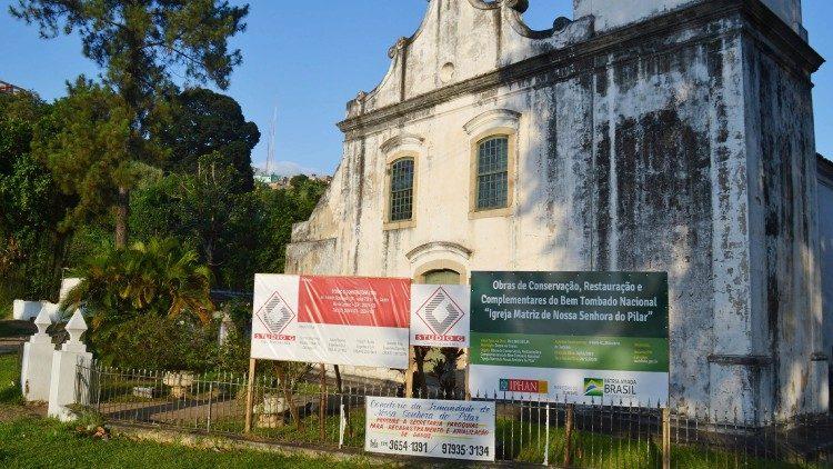 Histórica igreja