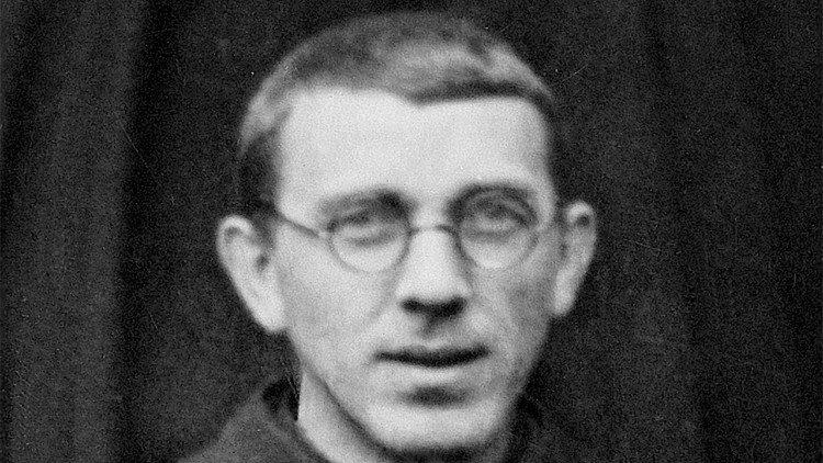 Padre Plácido Cortese morto em 1944 por seu compromisso de salvar pessoas da perseguição nazifascista