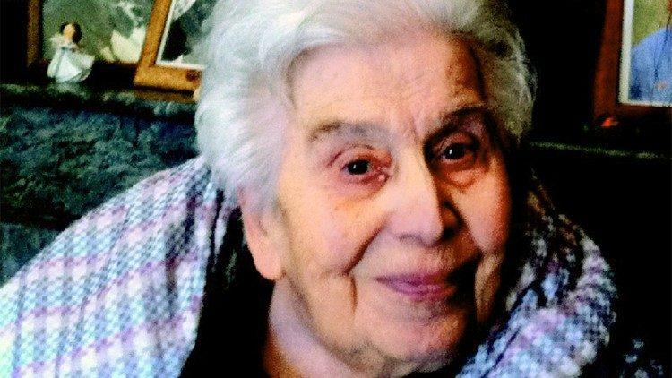 Enrica Beltrame Quattrocchi, filha dos beatos Luigi e Maria