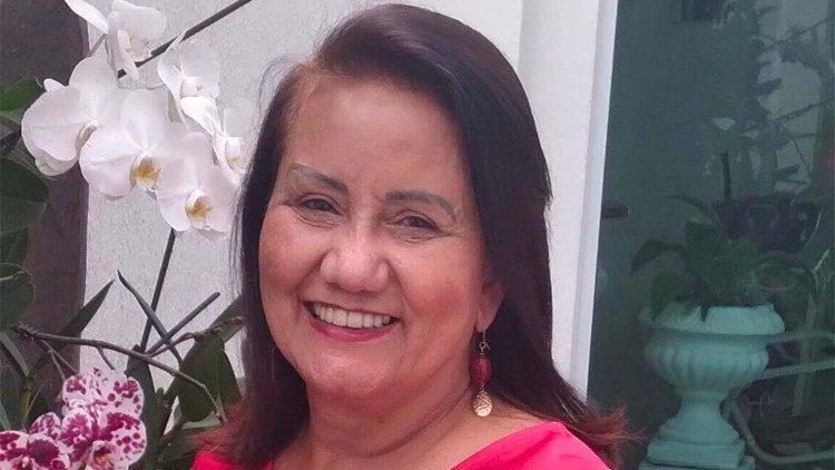 Psicóloga Lúcia Brasil Pessanha Viana